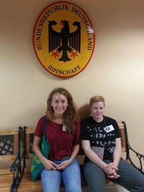 Visa Termin bei der deutschen Botschaft in Panama