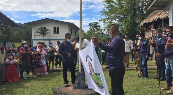 IMpressions from the inauguration ceremony of the NAso COmarca